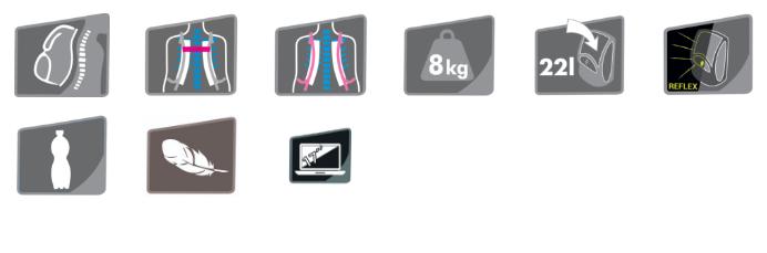 2018-05-17 105750 Studentský školní i volnočasový sportovní batoh řady OXY  Neon ... a207636fbf